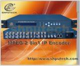 MPEG-2 8in1 Super Encoder (SP-E5208)
