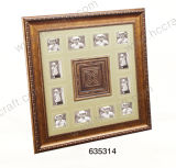Vacuum PS Photo Frame for Home Decoration