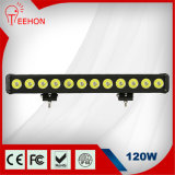 120W CREE LED Light Bar Lighting Spot Flood Comb Beam