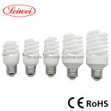 T2 9W, 11W, 13W, 20W, 25W Full Spiral Energy Saving Lamp