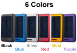 30000mAh Solar Power Bank Solar Charger Dual USB Solar Battery External Battery Charger Portable Solar Panels Mobile Power