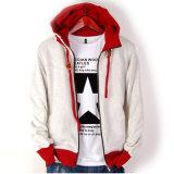 Custom Cotton/Polyester Printed Hoodies Sweatshirt of Fleece Terry (F012)