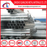 Building Materials Hot DIP Galvanized Steel Pipe Price for Greenhouse