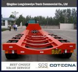 100-200ton Heavy Duty Modular Low Bed Trailer