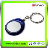 Printable Waterproof 125kHz Tk4100 RFID Key Tags Keyfob