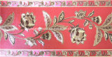 Gold Foil Wallpaper Border (RS18012)