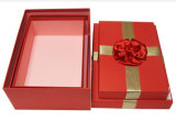 Red Nested Paperboard Presents Boxes Set