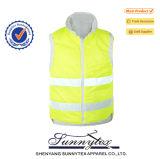 Kids Security Guard Reflective Safety Vest