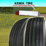 Tubeless Truck Tyre with DOT Certification 275/70r22.5