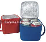 4-6 Cans Promotional Insulated Cooler Bag