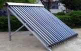Aluminium Heat Pipe Solar Collector, Solar Keymark