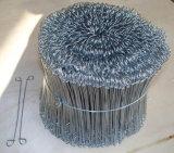 Galvanized Double Loop Tie Wire 1.0mm-1.60