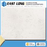 Marble Color Carrara White Quartz Stone Countertop, Quartz Slab, Quartz Tile