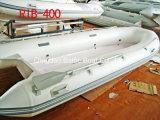 Dinghy Fishing Fiberglass Boats Rib 400 Ce