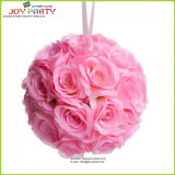 2015 Wholesale 15cm 20cm 30cm 40cm Pink Flower Ball