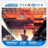 PLC Control Vvvf Speed Cabin Control Foundry Overhead Casting Ladle