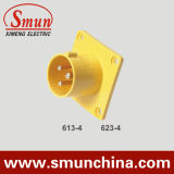 Wall Mounting Plug 16A 32A Implement Plug