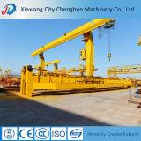 Workshop Durable Indoor Gantry Crane 5 Ton on Rail