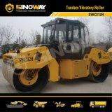Sinoway Tandem Vibratory Roller (SWC212H)
