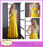 High Quality Empire Sweetheart with Sequins and Crystals Backless Floor Length 2013 New Model Evening Dress (LH0032)