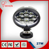 Round Shape CREE 27W LED Work Light for Truck SUV
