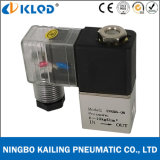 2V Series Small Size Solenoid Control Aluminum Valve