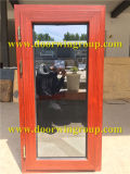 Double Glazing Aluminum Casement Window for Africa Villa