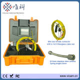 Industrial Plumbing Pipe Inspection Camera with 16mm Camera
