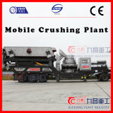 Mobile Cone Crusher Plant with Crushing Stone Rock Ore