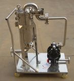Movable Bag Filter Housing Ss304 Ss316