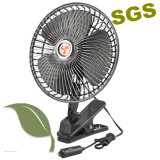 8 Inch Oscillating Car Fan with Clip