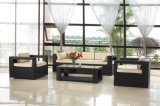 Outdoor Patio Wicker Furniture/ Garden Rattan Sofa Set (BZ-SF032)