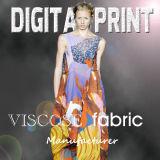 High Quality Print of Viscose (YC190)