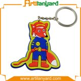 Wholesale Hot Selling PVC Keychain