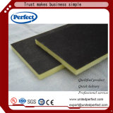 Glasswool Insulation with Black Tissue