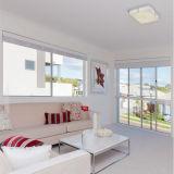 Feelingtop latest Design Double Glazing Aluminum Sliding Window