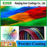 White Aluminium Epoxy Polyester Powder Coatings