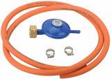 LPG Euro Pressure Gas Regulator with Hose (C30G08U30)