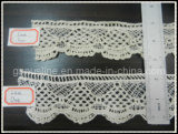 Vintage Beautiful Cotton Lace Fabric, Garment Accessory (CL-0003)