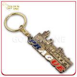 Custom 3D Design Souvenir Gift Metal Keychain (CK44)
