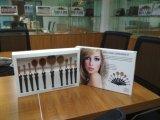 Cheap Price Wholesale Manufacturer 6PCS Shell Cosmetics Brush Set Makeup Brushes Kit