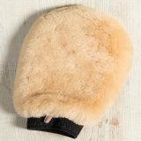 Sheepskin Fur Wash Pad Wash Mitt Wool Wheel Washing Mitt