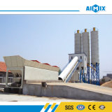 Hzs90 Ready Mixed Concrete Batching Plant with Sicoma Mixer