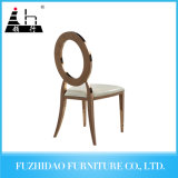 Commercial Furniture Banquet Gold Metal Chairs