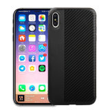 for iPhone X Case IMD Hot Carbon Fibre Wood Braid Pattern, Weave Pattern Mobile Cover for iPhone X 7 7plus 6s