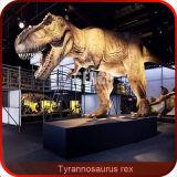 3D Lifelike Animatronic T-Rex Dinosaur Model