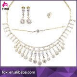 Fashion New Products 2016 Copper Jewelry Sets for Women Wedding