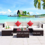 Garden Patio Leisure Hotel Wicker Sectional Rattan Corner Sofa Outdoor Furniture