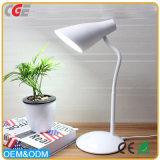 2017 LED Book Lamp LED Desk Light Hot Selling Gift Dimmable Flower Bud Shape White Black More Colorful Book Table Lighting LED Reading Smart Lamp LED Desk Lamp