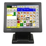15 Inch LCD 5 Wire Resistive Touch Screen Monitor